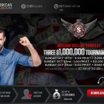 Americas Cardroom New Customers