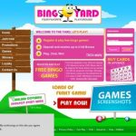 Bingo Yard Add Currency