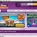 Bingoclubhouse 300 Euro Bonus