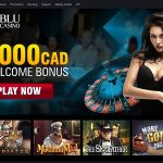 Casinoblu Deposit Offer