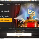 Casinocruise Sign Up Promo