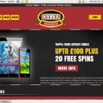 Casinomagix Sign Up Offers