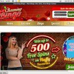 Charming Bingo Best Welcome Bonus