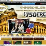 Colosseum Casino Site