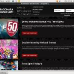 Dragonara Top Online Casinos