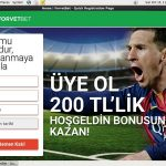 Forvetbet Account Bonus