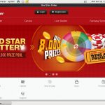 Free Red Star Poker