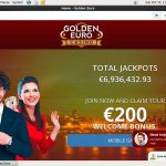 Golden Euro Casino Bonuscode