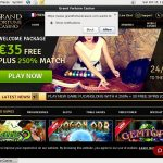 Grand Fortune Casino Make Bet