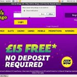 Harrysbingo Minimum Deposit