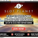 How To Get Slot Planet Bonus?