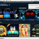 Mobile Admiral Casino