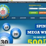 Mobile Deposit Money Saver Bingo