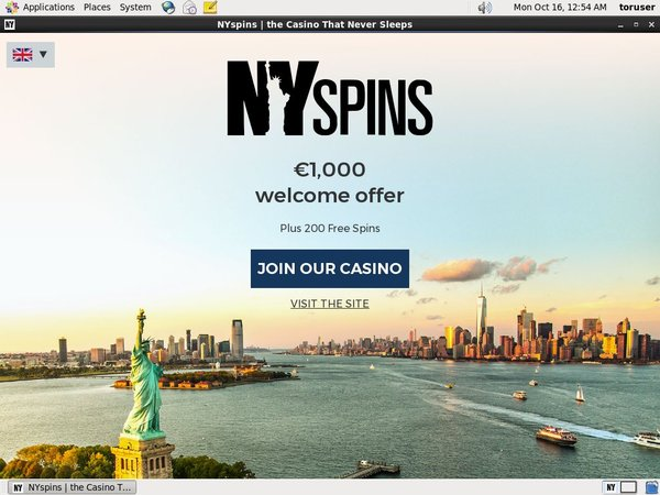 NY Spins Slot Games
