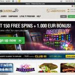 Peterscasino Free Spins