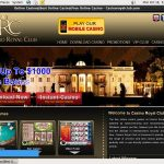 Royal Casino Club Casino Bonus Code