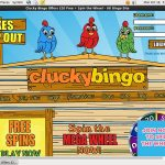 Sign Up For Clucky Bingo