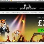 Silverfoxcasino Sign Up Promo
