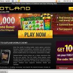 Slot Land Mobile Free Bonus