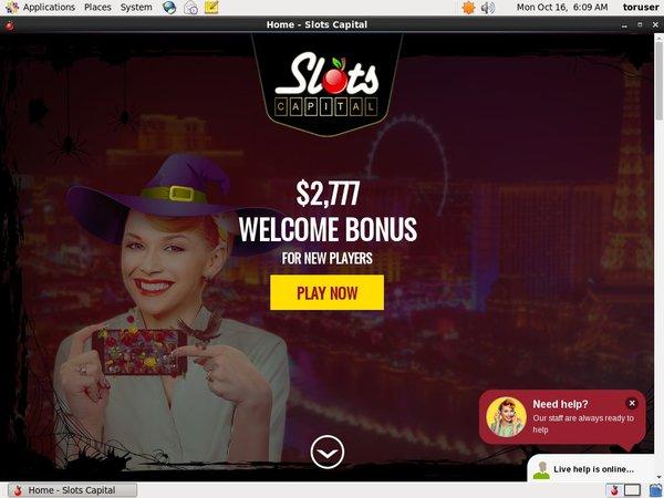 Slotscapital Com Casino