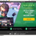Unibet Sports Welcome Bonuses
