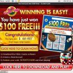 Vegas Strip Join Up Bonus