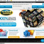 Virtual Casino Promotional Code