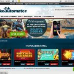 Voucher Norskeautomater