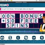 Winzino Maximum Bet