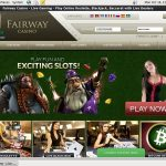 Fairway Casino 레지스터