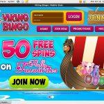 Viking Bingo Freespins