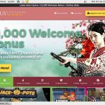 Lotus Asia Casino Deposit Money
