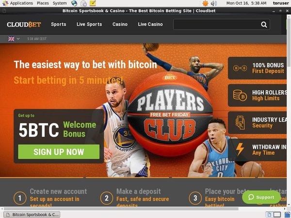 Bitcoin Casino Deposit Code