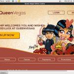 Paysafecard Queen Vegas