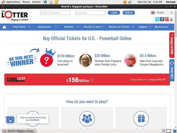 The Lotter Virtual Sports