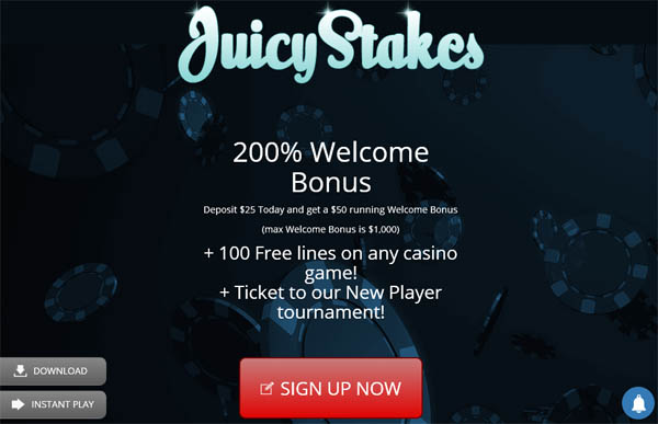 Juicy Stakes Advertisement