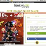 Lapalingo Register Bonus