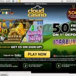 Max Cloud Casino Deposit