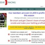 Cleeve Racing Best Bets
