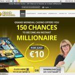 Free Bets Grandmondial
