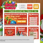 Jingle Bingo Iphone App