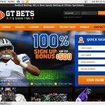 Welcome Offer GT Bets NASCAR
