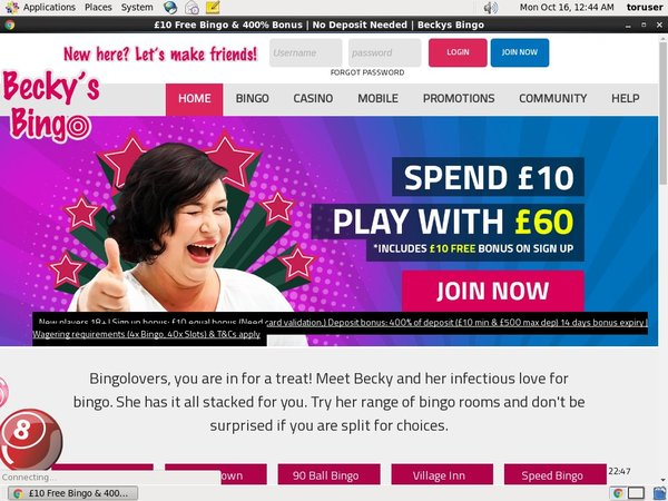 Beckysbingo Offers Today