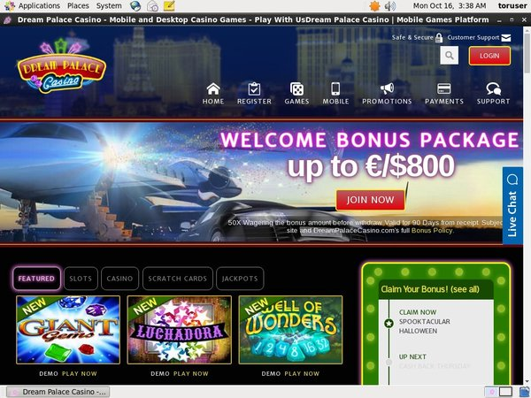 Dream Palace Casino Best Slots