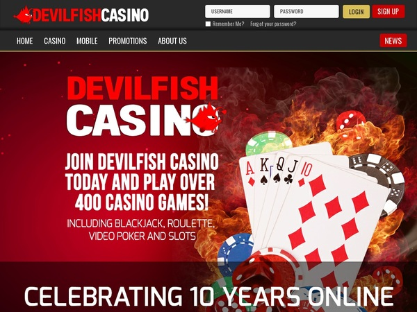 Devilfish Max Bet
