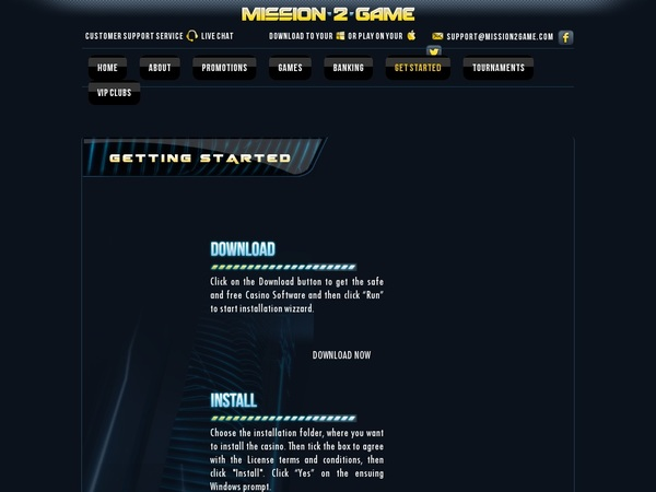 Mission 2 Game Offers