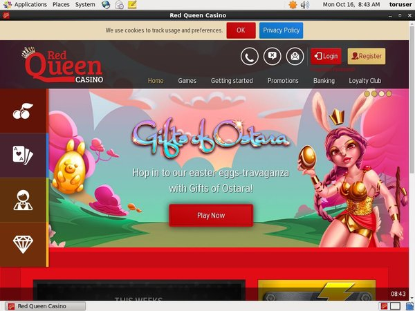 Redqueencasino How To Deposit