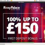 Roxy Palace Signup
