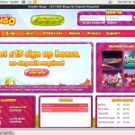Smooth Bingo Casino Slots