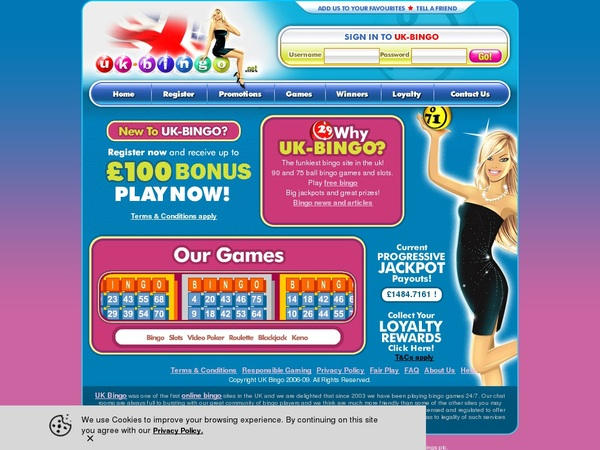 Ukbingo Free Casino Games